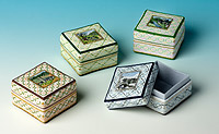 Swaldale Collection boxes
